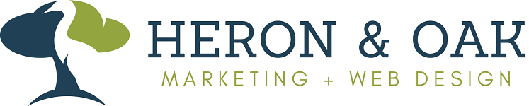 Heron & Oak | Marketing and Web Design